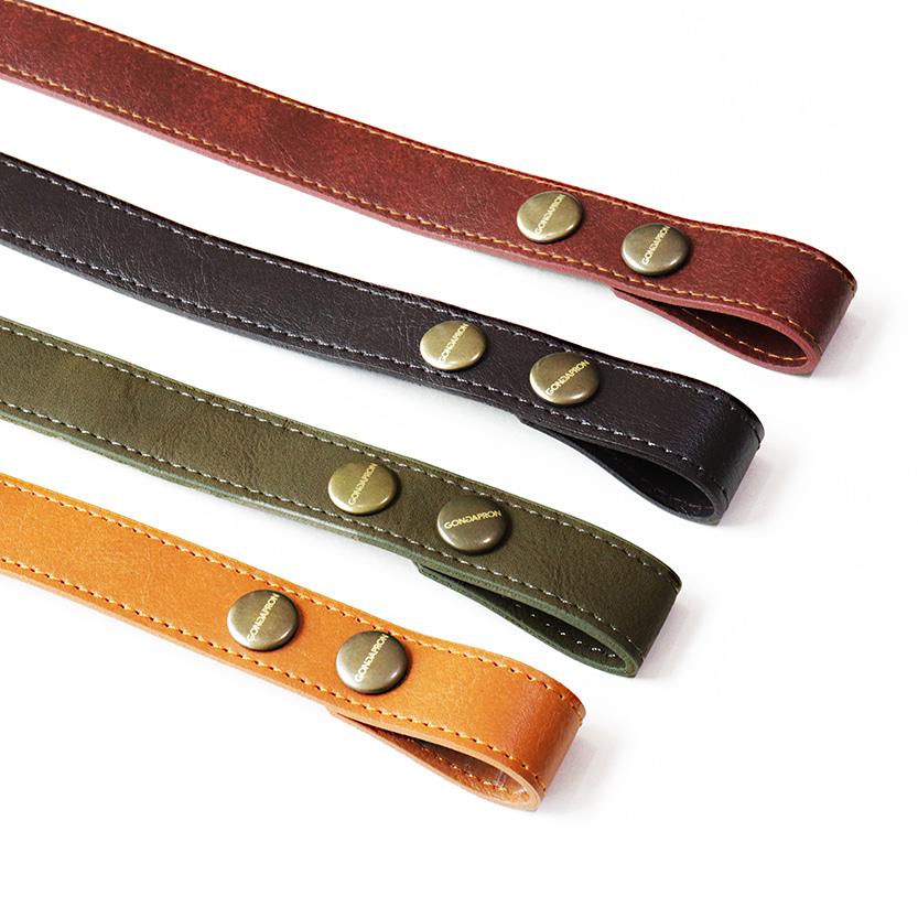 CUSTOMIZING LEATHER STRAP